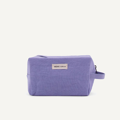 Toiletry bag • lilac