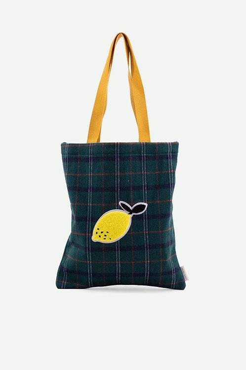 tote bag wanderer | forest green