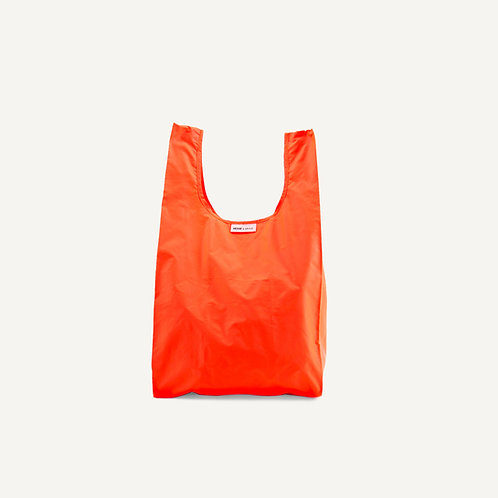 Monk bag • nylon • neon orange