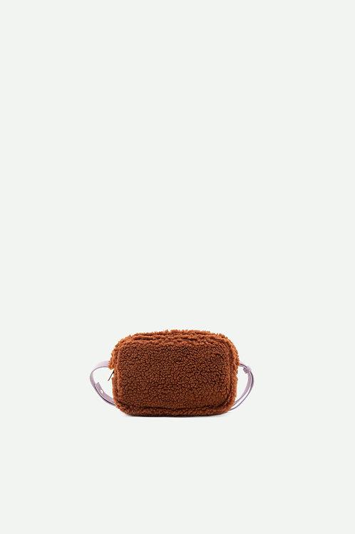fanny bag   teddy   pecan brown