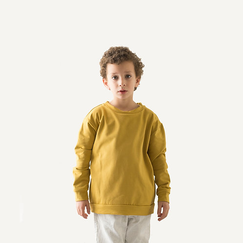 Together sweater • Mustard