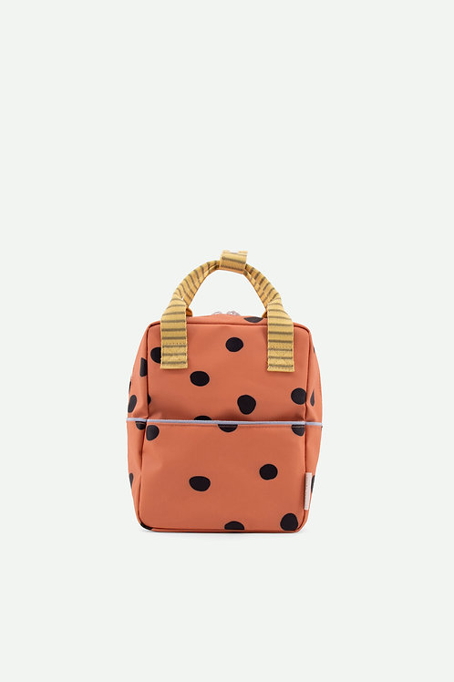 small backpack freckles | special edition | faded orange