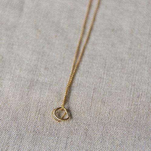 Necklace • half moon s