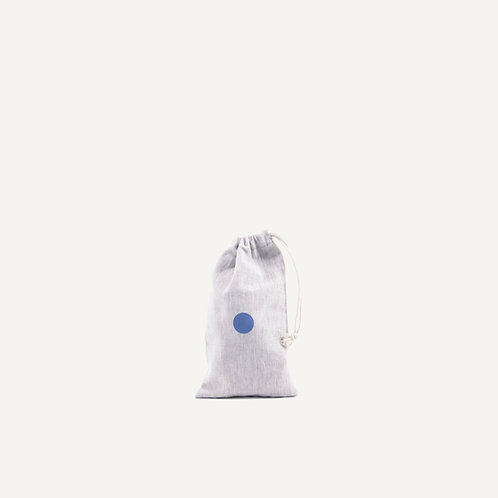 Storage pouch S • natural linen