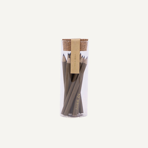 Basic desk items • pencils