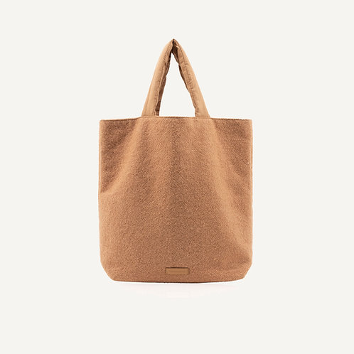 Baya shopper • wool • cashew