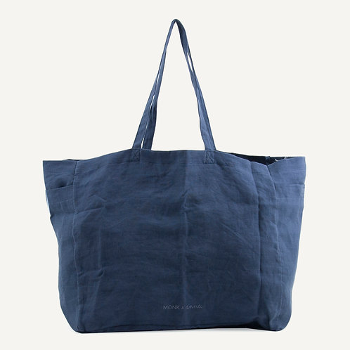 Kyodaina big shopper • midnight blue