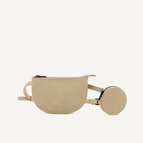 Toho belt bag • sea shell