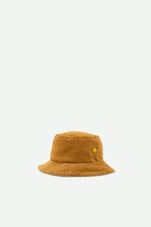 bucket hat | corduroy | dijon