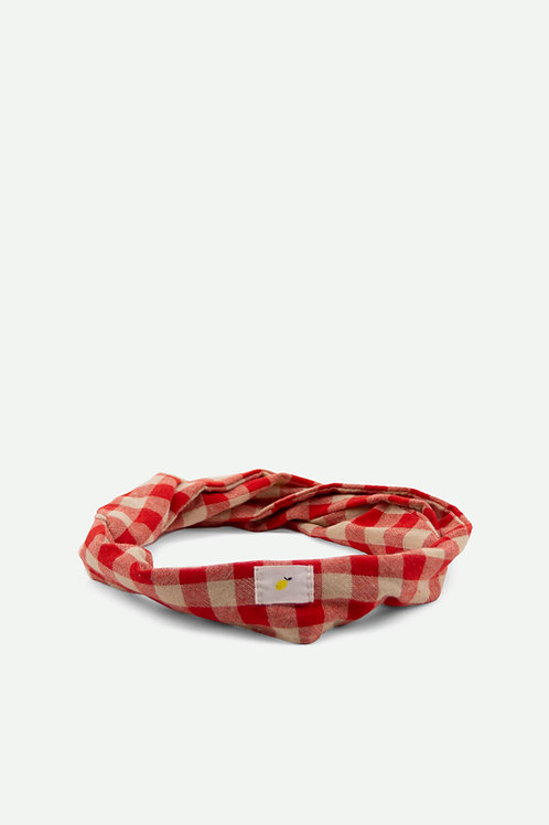 headband | poppy