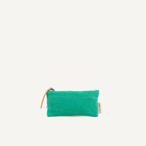 Kodomo pencilcase • emerald green
