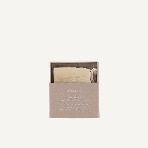 Natural soap • sage & lavender