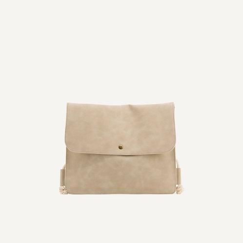 Avalon string backpack • sand