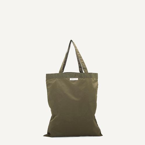 Anna shopper • nylon • forest green