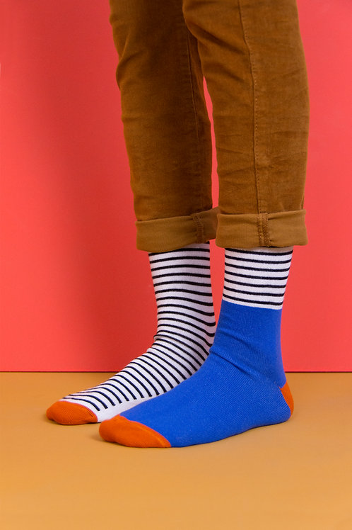knee high socks   special edition   ink blue