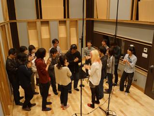学生たちの楽曲制作 Vol.2  〜レコーディング@Studio MARK 〜