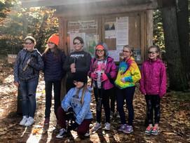 Stewardship Trail Work Day