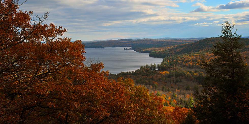 The Fall Leaf Peepers Hike