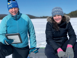 Key Indicators of Lake Health - In the Water and Under the Ice