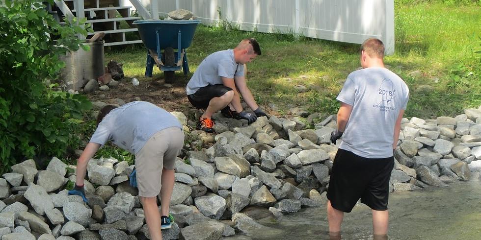 Volunteer Trail Work Day (1)