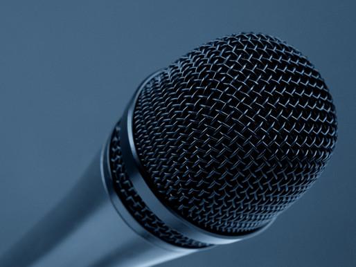 การพูดบนเวทีเป็นทักษะ และทักษะแปลว่าฝึกได้