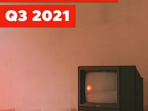 หนัง/ซีรีส์ที่ดูแล้วชอบ Q3 2021