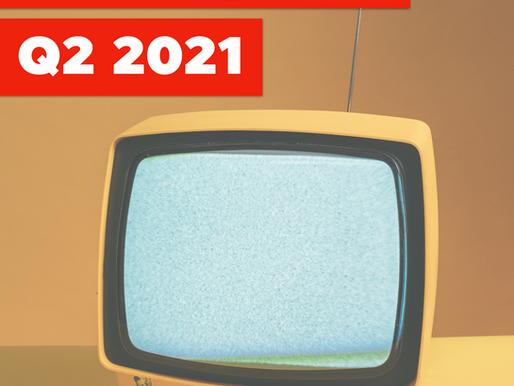 หนัง/ซีรีส์ที่ดูแล้วชอบ Q2 2021