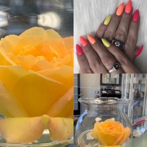 yellow rose nails.JPG
