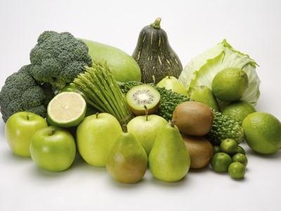 5 Colours balance diet