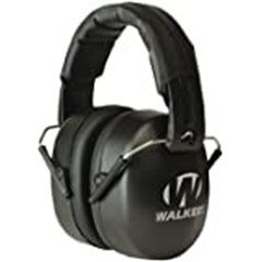 Walkers Pro Low Profile Passive Folding Muffs