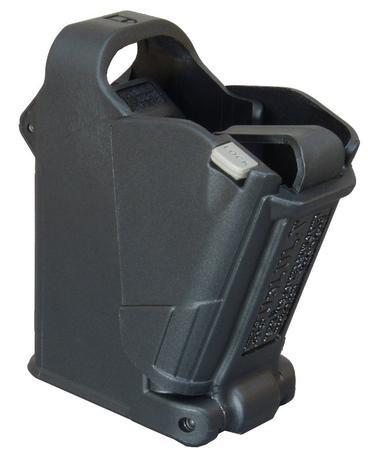 MagLULA UpLULA - Universal Pistol Mag Loader 9mm thru .45 ACP Black