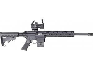 SMITH-WESSON  MP15-22 SPORT .22LR 16IN W/ RED DOT - M-LOK