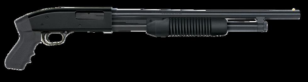 Mossberg Maverick 88 Security 12GA Pump with Pistol Grip 5+1
