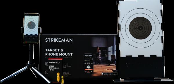 Strikeman Laser Firearm Training System