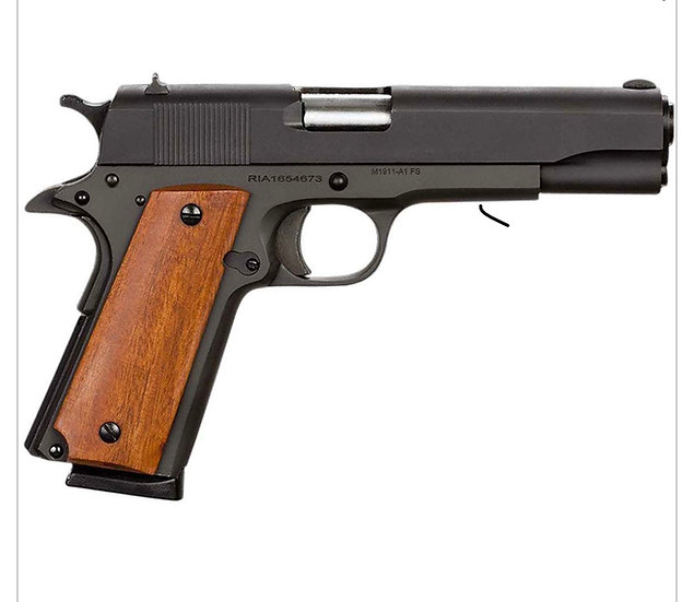"Rock Island Armory GI Standard FS .45 ACP 8rd 5"" Pistol"