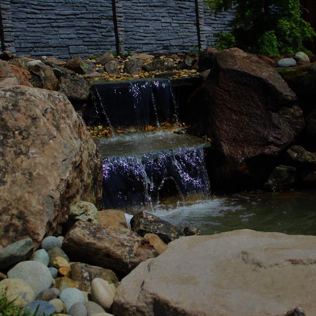Waterfall - Willow Green