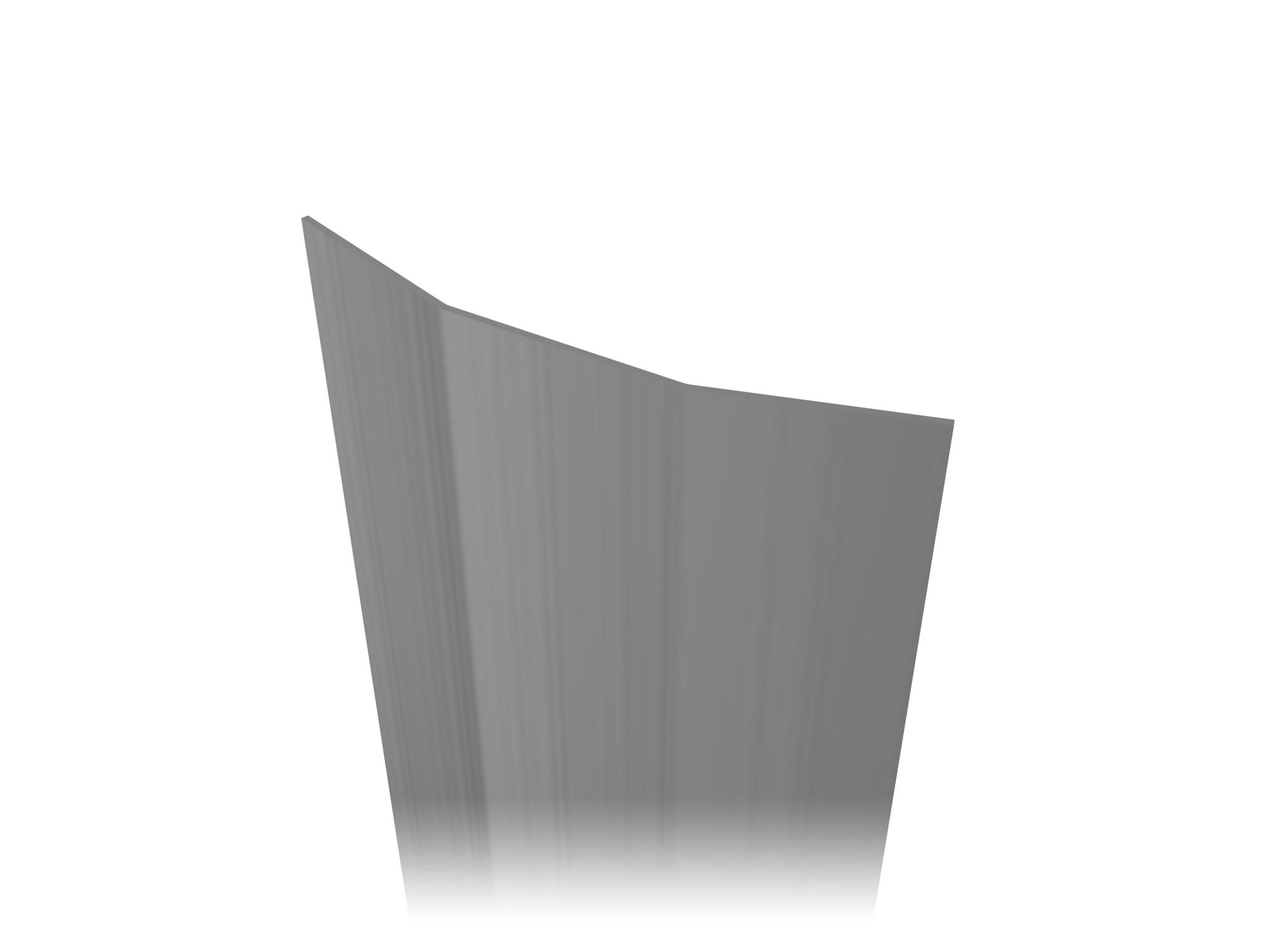 Aluminum profile A-163