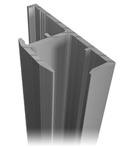 Aluminum profile A-136