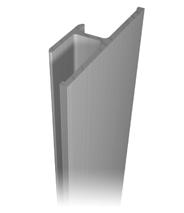 Aluminum profile A-153