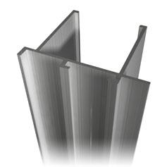 Aluminum profile A-56