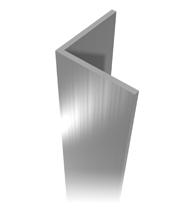 Aluminum profile 30x30x2