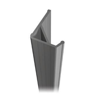 Aluminum profile A-67