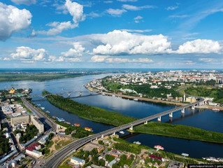 "Open Festival ""Eco-Coast"" Nizhny Novgorod (Russia) - 2017"