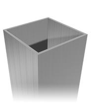 Aluminum profile 50x50x2