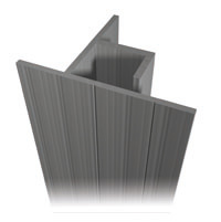 Aluminum profile A-72