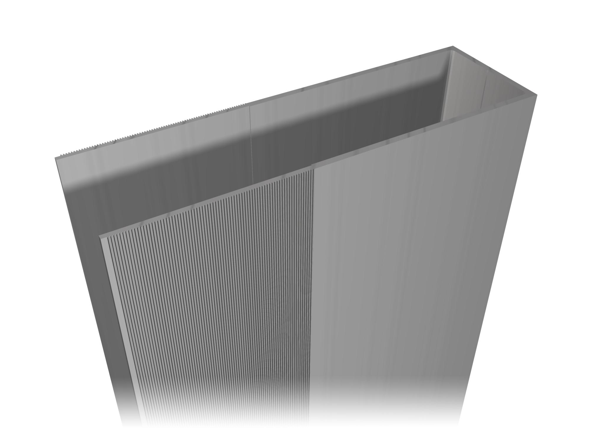 Aluminum profile A-03.2