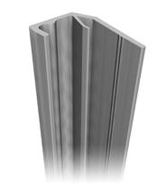 Aluminum profile A-17.2
