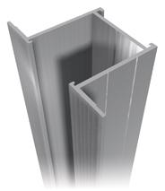 Aluminum profile A-04