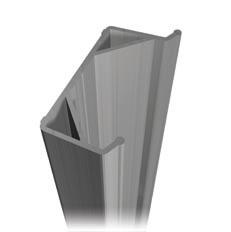 Aluminum profile A-66