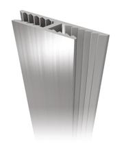 Aluminum profile A-07